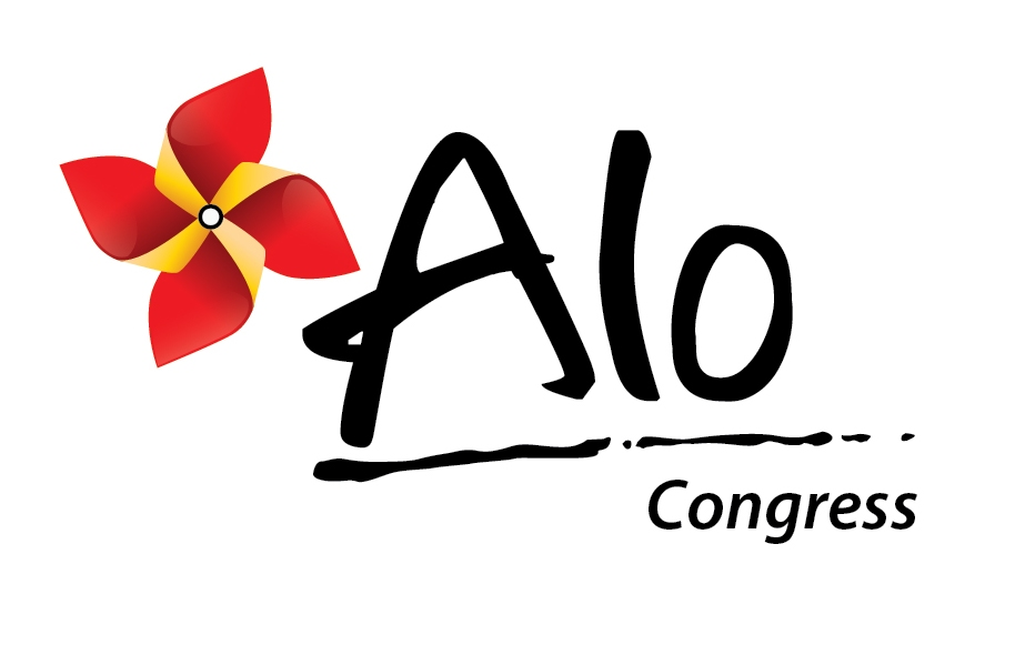 Alo Congress logo